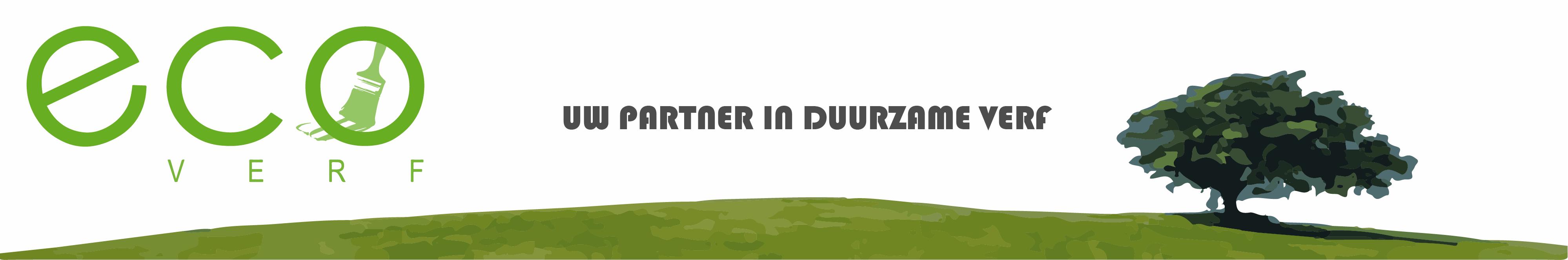 EcoVerf - Duurzame leverancier van minerale verven & natuur verven logo