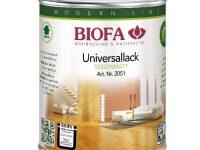 BIOFA UNIVERSALLACK 2051